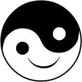Yin-Yang Smile !