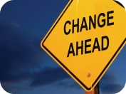Change Ahead !