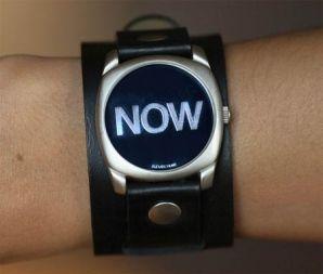 NOW !
